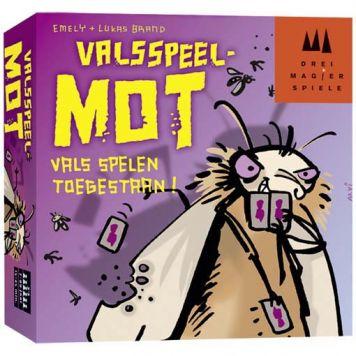 Spel Valse Motten Kaartspel