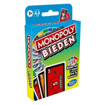 Spel Monopoly Bieden