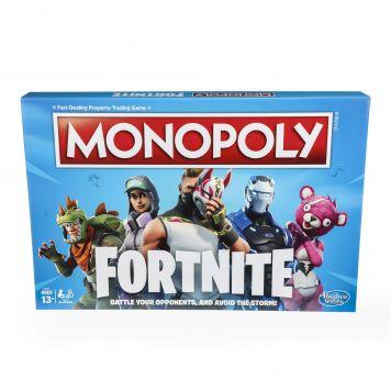 Spel Monopoly Fortnite