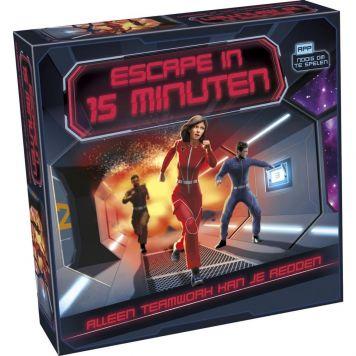 Spel Escape In 15 Minuten