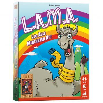 Spel Lama