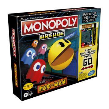 Spel Monopoly Arcade Pac Man