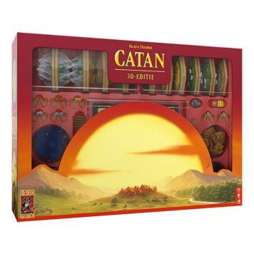 Catan 3D-Editie - Bordspel
