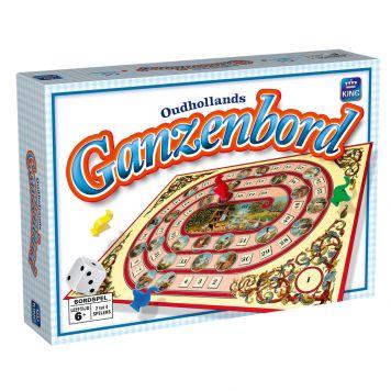 Spel Ganzenbord