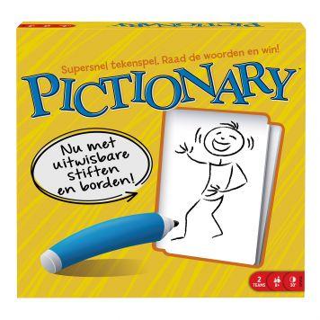 Spel Pictionary Bordspel Nederlands