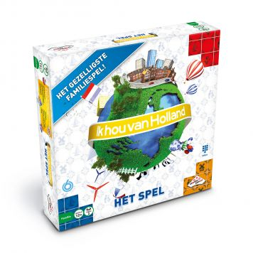 Spel Ik Hou Van Holland