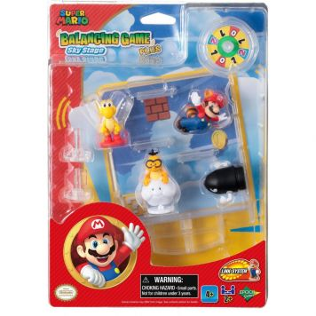Nintendo Super Mario Balancing Game Sky stage