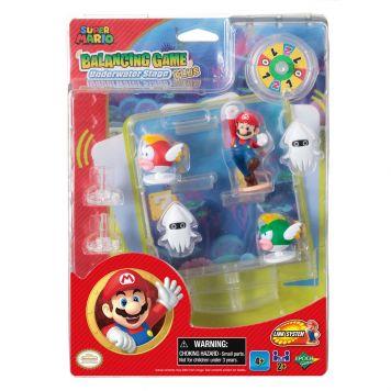 Nintendo Super Mario Balancing Game Underwater  Stage