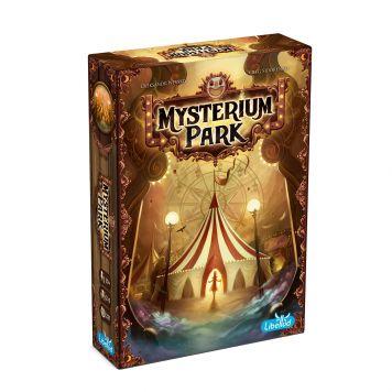 Spel Mysterium Park