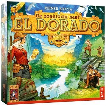 Spel De Zoektocht Naar El Dorado