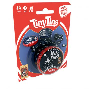 Spel Tiny Tins Pechvogel