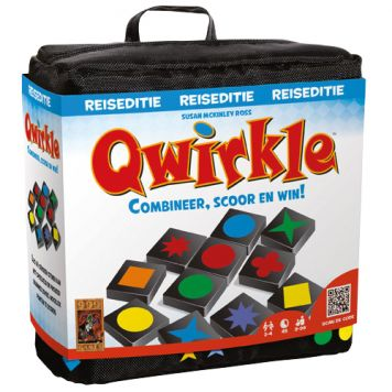 Spel Qwirkle Reiseditie