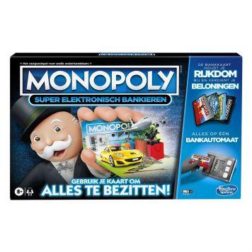 Spel Monopoly Super Elektronisch Bankieren