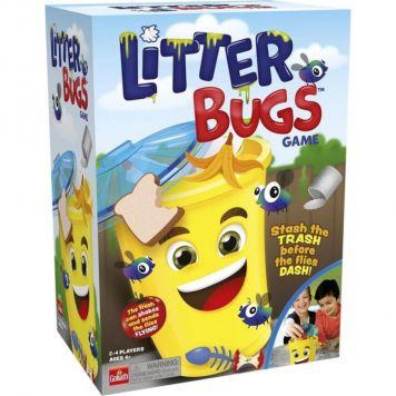 Spel Litter Bugs