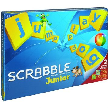Spel Scrabble Junior