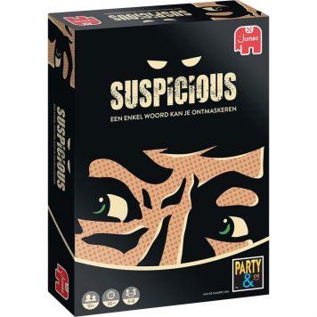 Suspicious Kaartspel