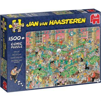 Puzzel Jan Van Haasteren Krijt Op Tijd 1500 Stukje