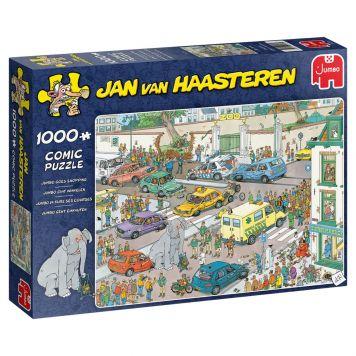 Jan Van Haasteren Puzzel Winkelen 1000 Stukjes