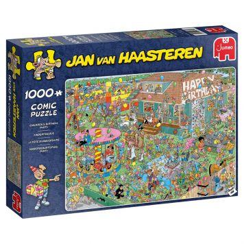 Jan Van Haasteren Puzzel Verjaardagsfeest 1000 Stukjes