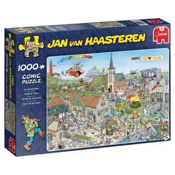 Jan Van Haasteren Puzzel Rondje Texel 1000 Stukjes