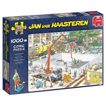 Puzzel Jan Van Haasteren Bijna Klaar 1000 St 1000 Stukjes