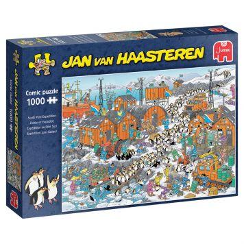 Puzzel Jan Van Haasteren Zuidpool Exp 1000 Stukjes
