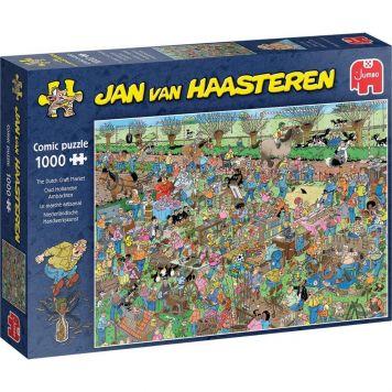 Puz Jan Van Haasteren Oud Hollandse Ambachten 1000 Stukjes