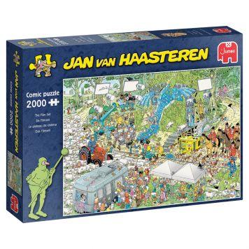 Puz Jan Van Haasteren Plaat Sept 2000 Stukjes