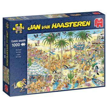 Puz Jan Van Haasteren De Oase 1000 Stukjes