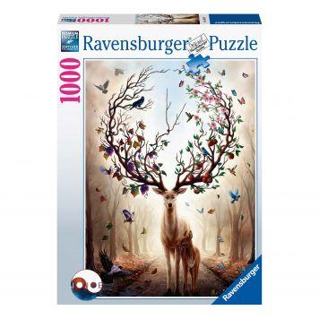 Ravensburger Puzzel Fantasie Hert 1000 Stukjes