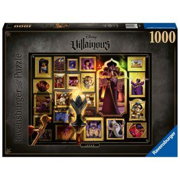Puzzel Villainous Jafar 1000 Stukjes