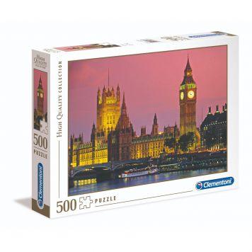 Puzzel High Quality 500 Stukjes Londen Clementoni