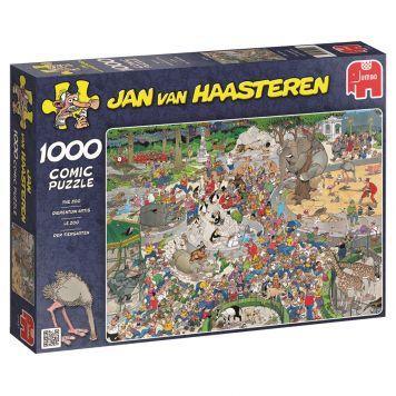 Jan Van Haasteren Puzzel Dierentuin Artis 1000 Stukjes