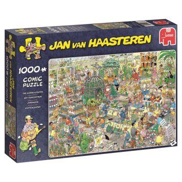 Puzzel Jan Van Haasteren Het Tuincentrum  1000 Stukjes