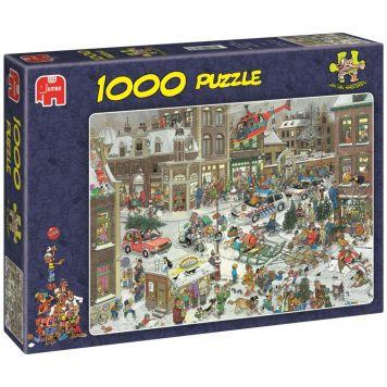 Puzzel Jan Van Haasteren Winter 1000 Stukjes