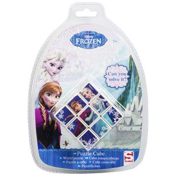 Puzzelkubus Disney Frozen