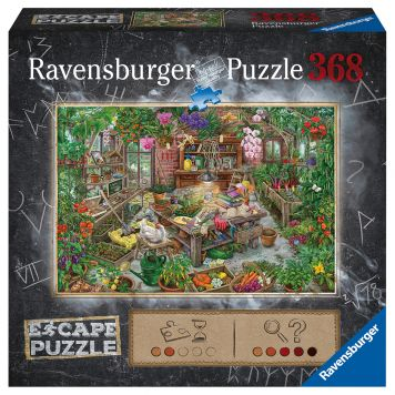 Puzzel Excape The Green House 368 Stukjes