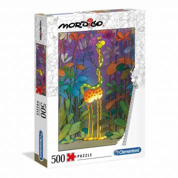 Puzzel Mordillo 500 Stuks The Lover