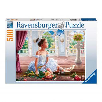 Ravensburger Puzzel Droom Ballerina 500 Stukjes