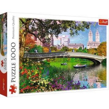 Puzzel Central Park New York 1000 Stukjes