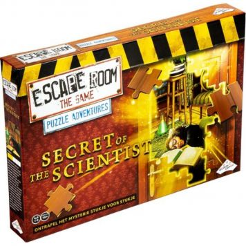 Spel Escape Room - Secret Of The Scientist