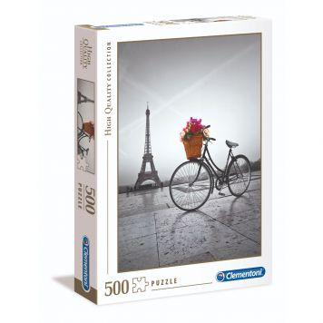 Puzzel High Quality 500 Stukjes Parijs Clementoni