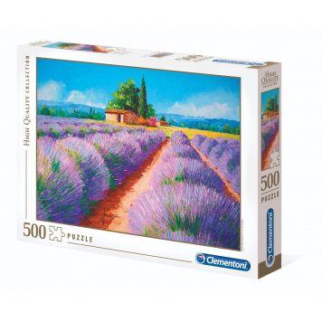 Puzzel High Quality 500 Stukjes Lavender Scent