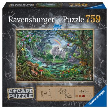 Puzzel Escape The Room Unicorn 759 Stukjes