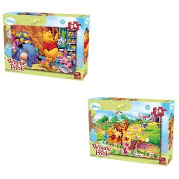 Puzzel Winnie The Pooh Assorti