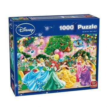 Puzzel Disney Fireworks 1000 Stukjes