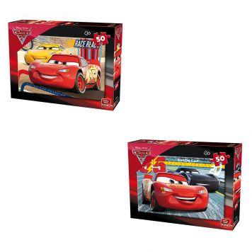 Puzzel Cars 3 Assorti