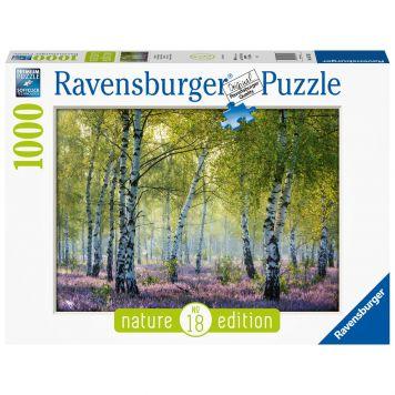 Puzzel Nature Edition Berkenbos 1000 Stukjes