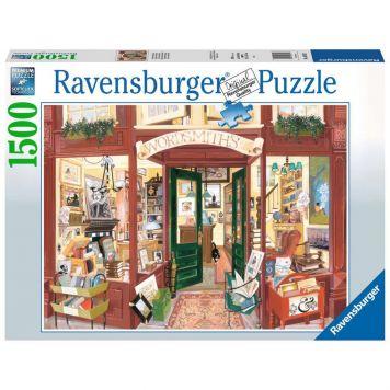 Puzzel Wordschmith S Bookshop 1000 Stukjes