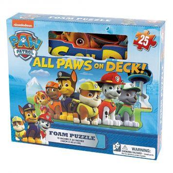 Paw Patrol The Movie Foam Puzzle 25 Pcs